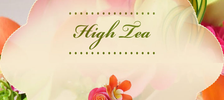 High Tea Icon 22 April 2017