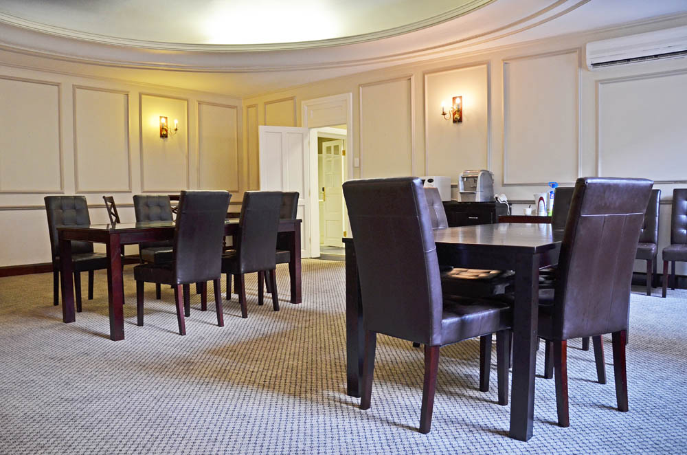 Common Room at PE St George's Club