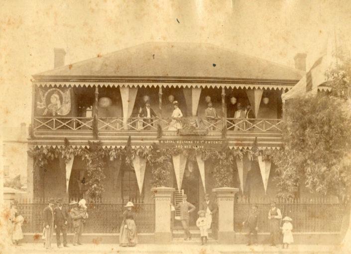 The Algoa House Hotel