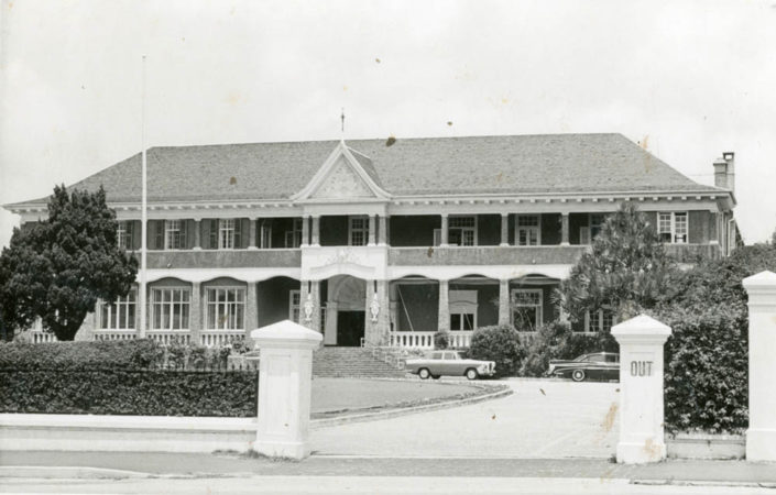 The PE Club in the 1960s